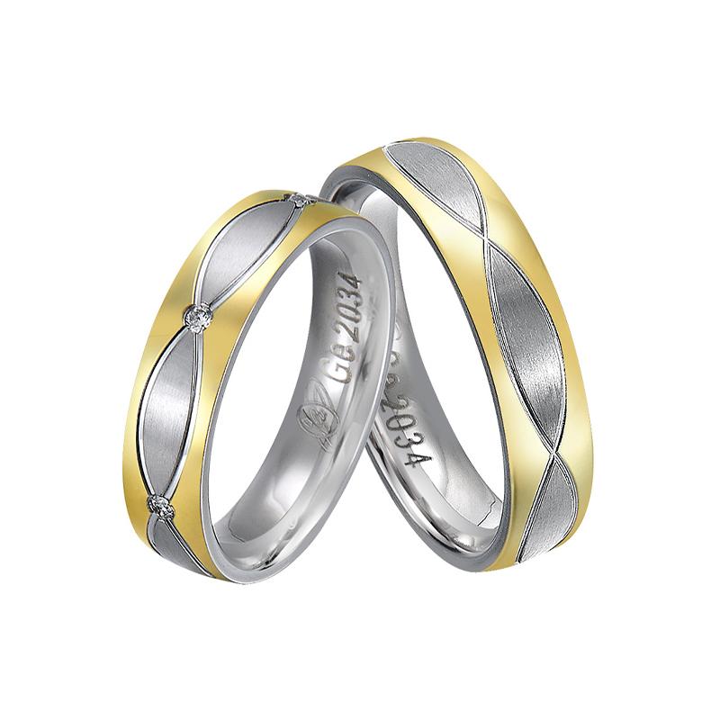 Paar Ringe